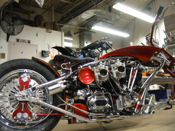 discovery channel projects voodoo choppers custom On gorges motors wichita ks