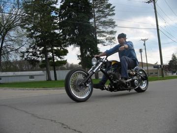 Metal Slapper Voodoo Choppers Custom Motorcycles